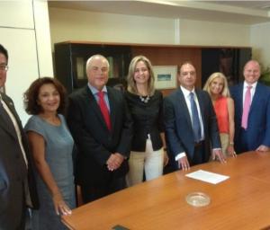 Υπογραφή συμφωνίας SQF4